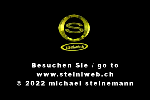 You see that in Autumn 2019 on: steiniweb.ch